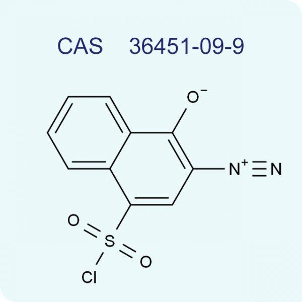 2-Diazo-1-naphthol-4-sulfonyl chloride